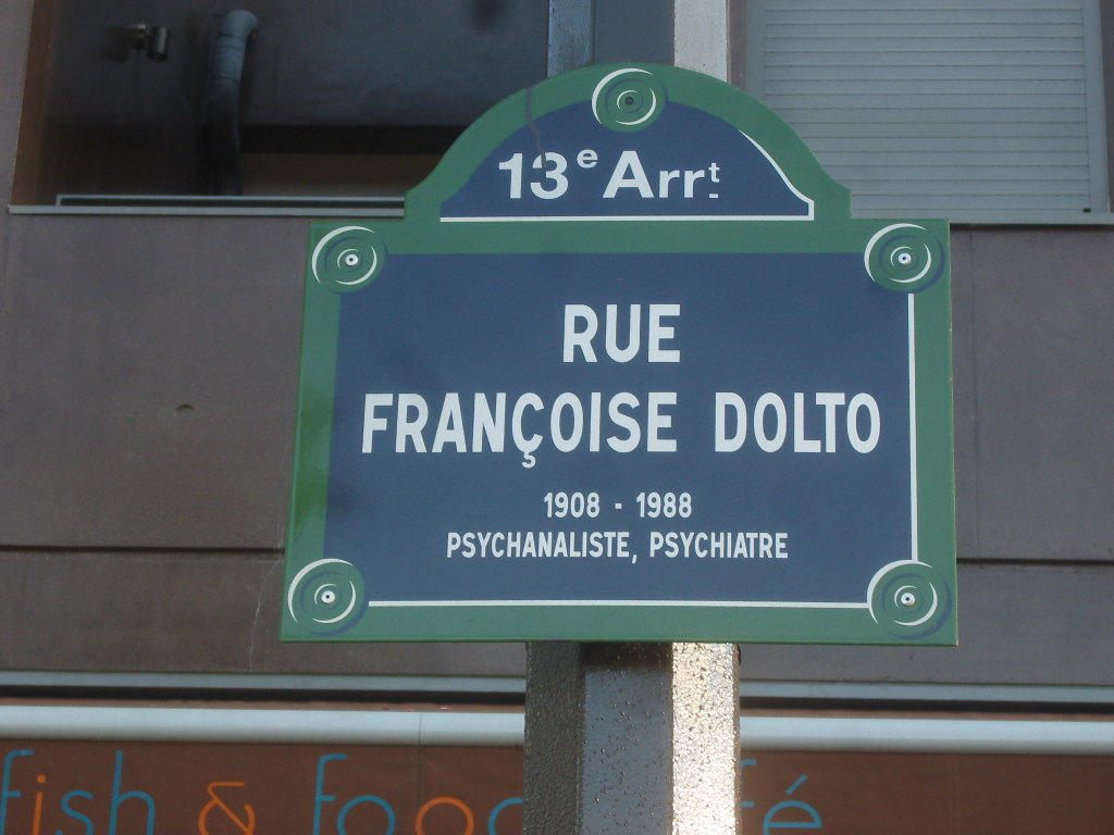 Rue François Dolto